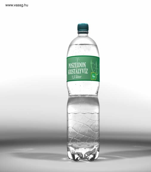 nurbs bottle mineral water